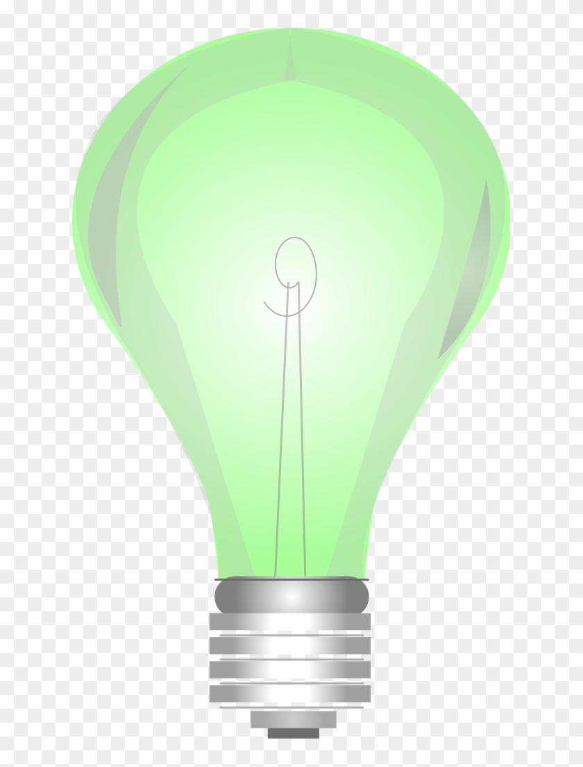 File - Online-light - Svg - Incandescent Light Bulb Clipart #3936907