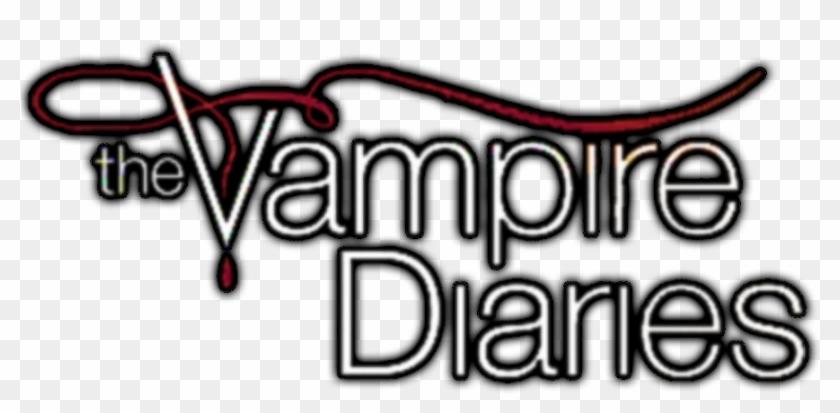 The Vampire Diaries - Logo The Vampire Diaries Png Clipart #3937214