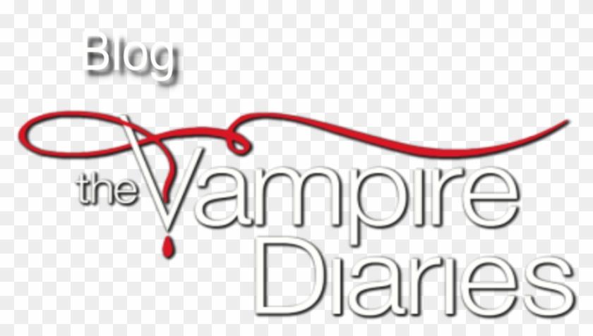 Logotipos Do Blog The Vampire Diaries Vampire Diaries Clipart 3937514 Pikpng