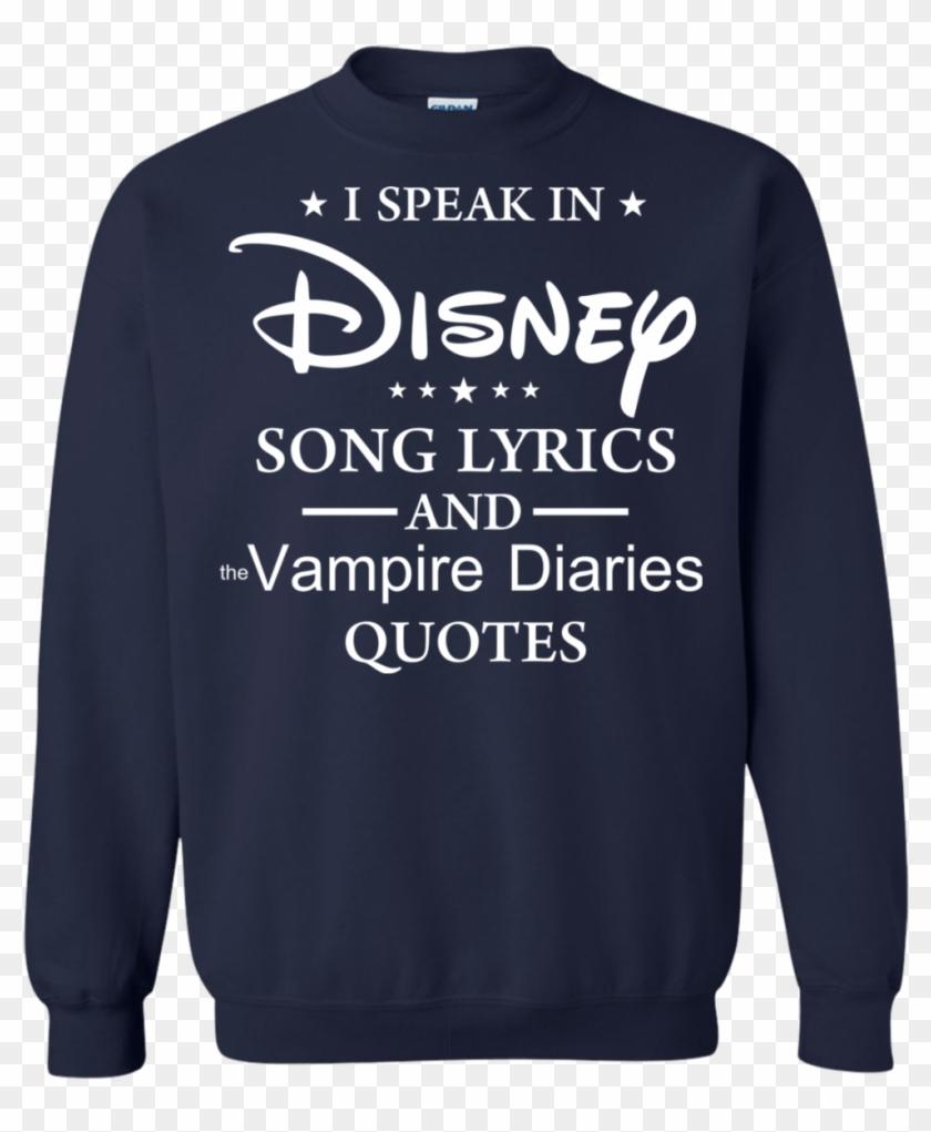 I Speak In Disney Song Lyrics And The Vampire Diaries - Disney Clipart #3938796