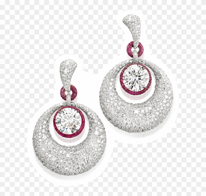 Designer Brands, Jewellery Houses And Industry Associations - Earrings Clipart #3939848