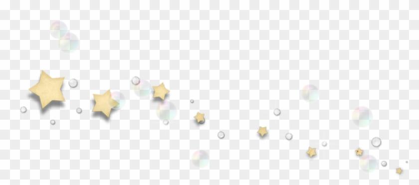 #stars #bubbles #starsandbubbles #sky #gold - Duck Clipart #3944342