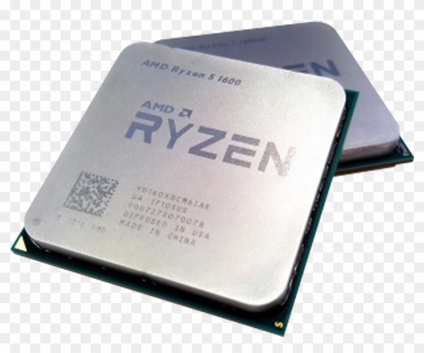 Next Amd Ryzen 5 1600 3 2 Ghz 6 Core Processor Clipart 3946825 Pikpng