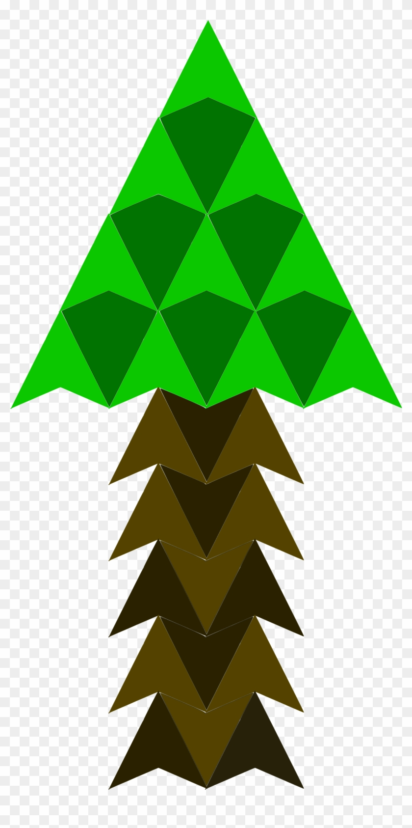 This Free Icons Png Design Of Arrow Tree - Tree Arrow Png Clipart #3952238