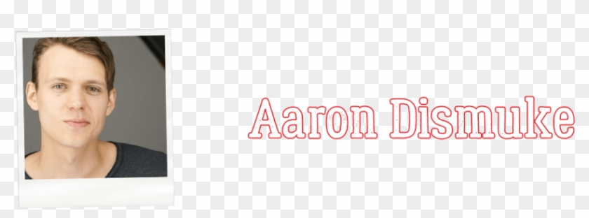 Aaron Dismuke Is An American Voice Actor, Adaptive - Graphics Clipart #3955203