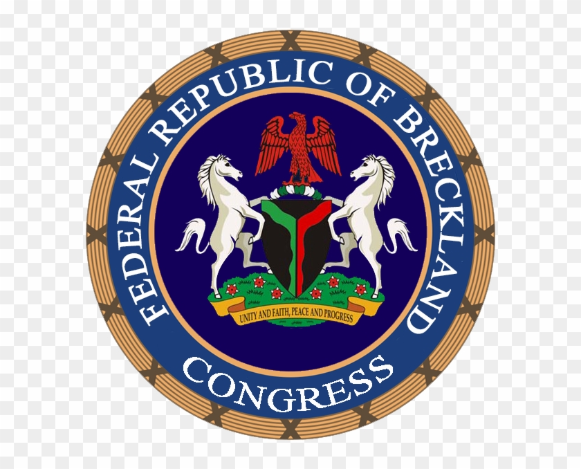 Congress Of The Federal Republic Of Breckland - National Commission On Military National And Public Clipart #3976345
