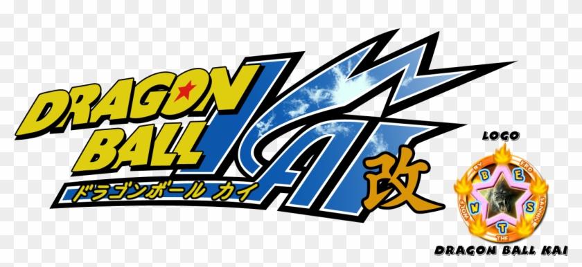 Logo Dbkai Dragon Ball Z Kai Logo Clipart 3987738 Pikpng
