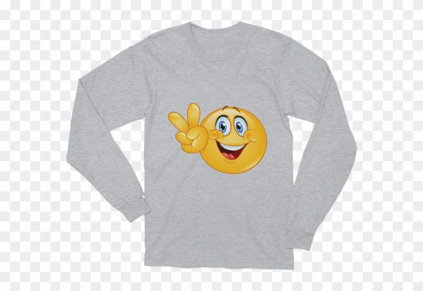 Long-sleeved T-shirt Clipart #3989385