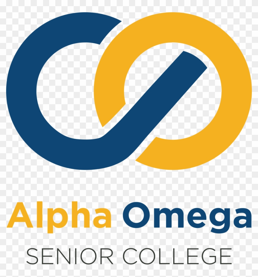 Alpha Omega Senior College - Graphic Design Clipart #3998756