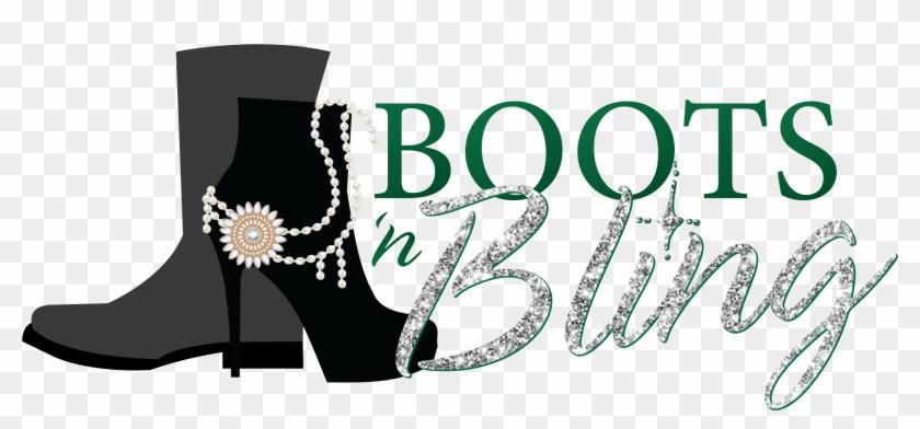 First Annual Boots 'n Bling - Basic Pump Clipart #42149