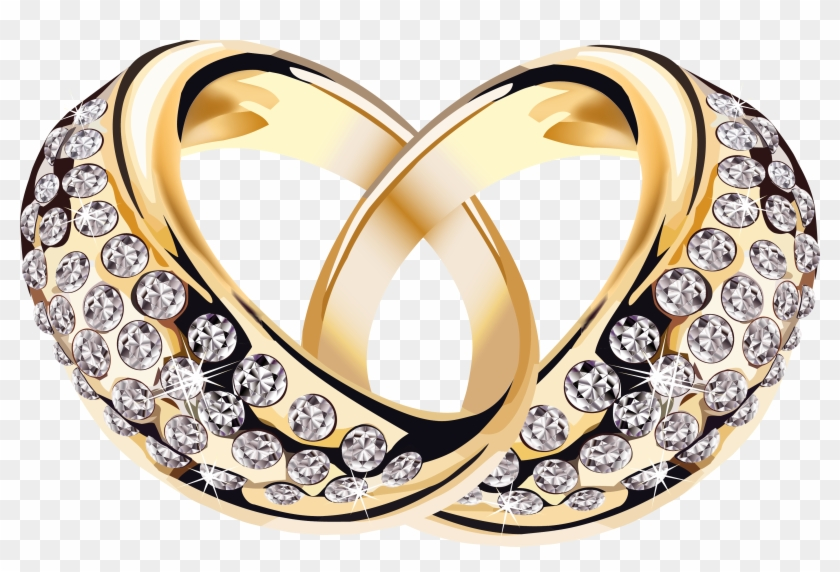 Ring Clipart Bling Ring - Engagement Ring Image Png Transparent Png #43199
