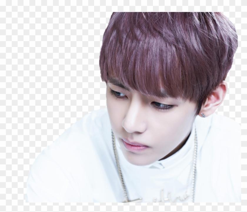 Kim Mostly Pinterest Bts Hair Toupee Bts V Cute Wallpaper 2018 Clipart 401296 Pikpng