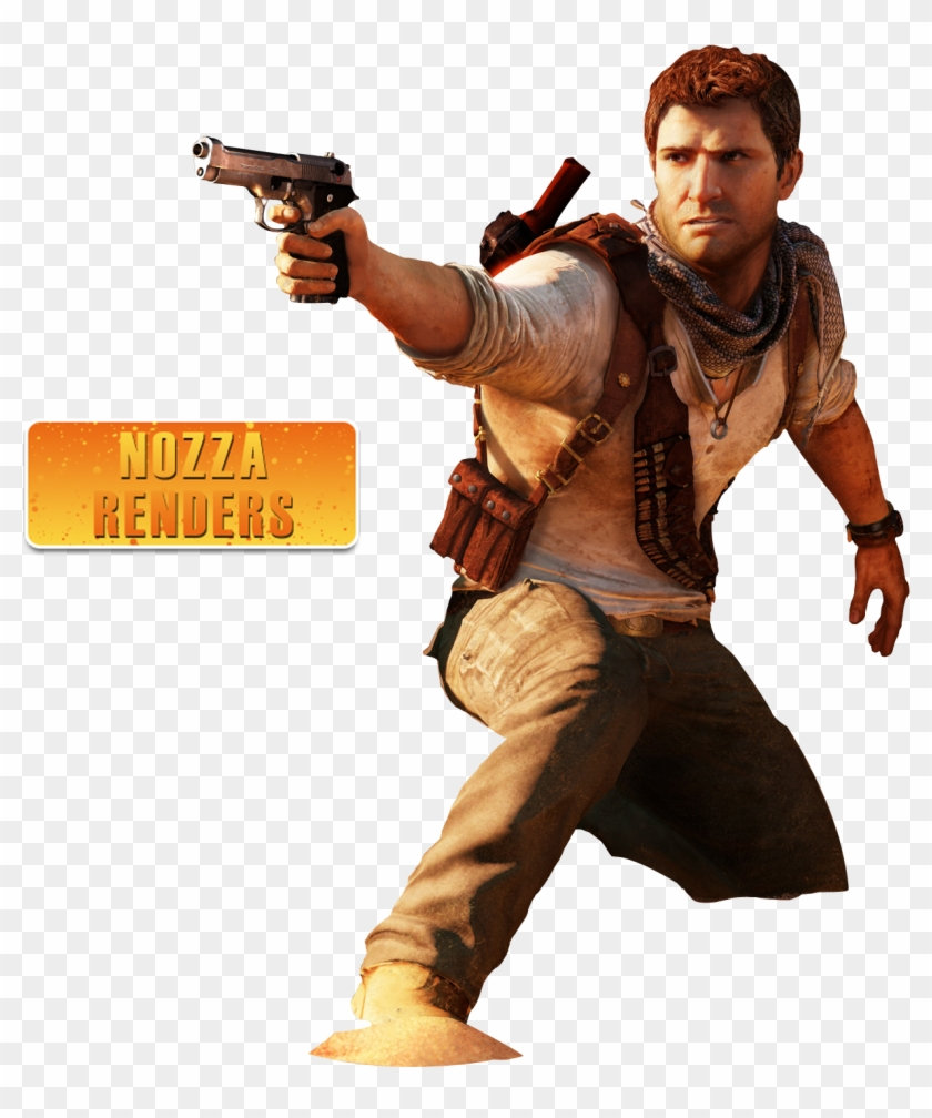 Uncharted Transparent Png Uncharted 3 Png Clipart 403284 Pikpng