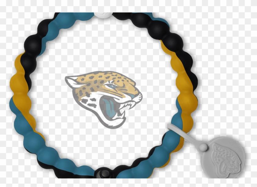 Jacksonville Jaguars Bracelet Lokai X Nfl - Carolina Panthers Lokai Bracelet Clipart #406497