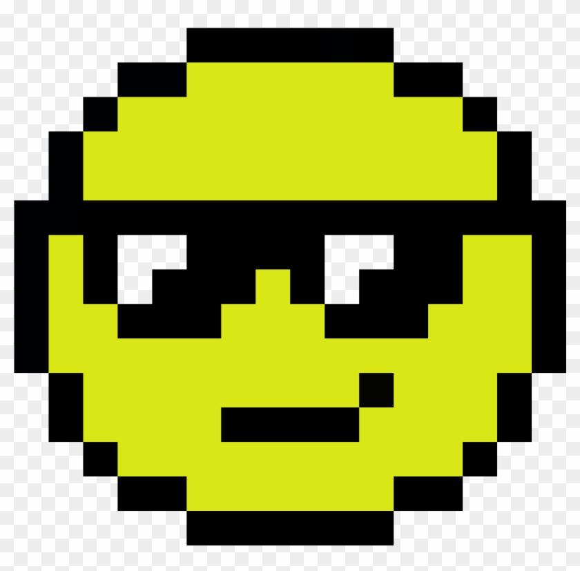 My Emoji Face - Pixel Art Emoji Clipart #406563