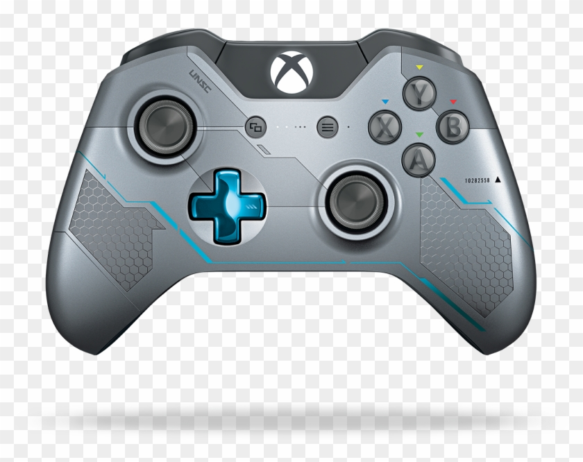 Officially Licensed For The Xbox One, The New Astro - Xbox One Halo Controller Clipart #409325