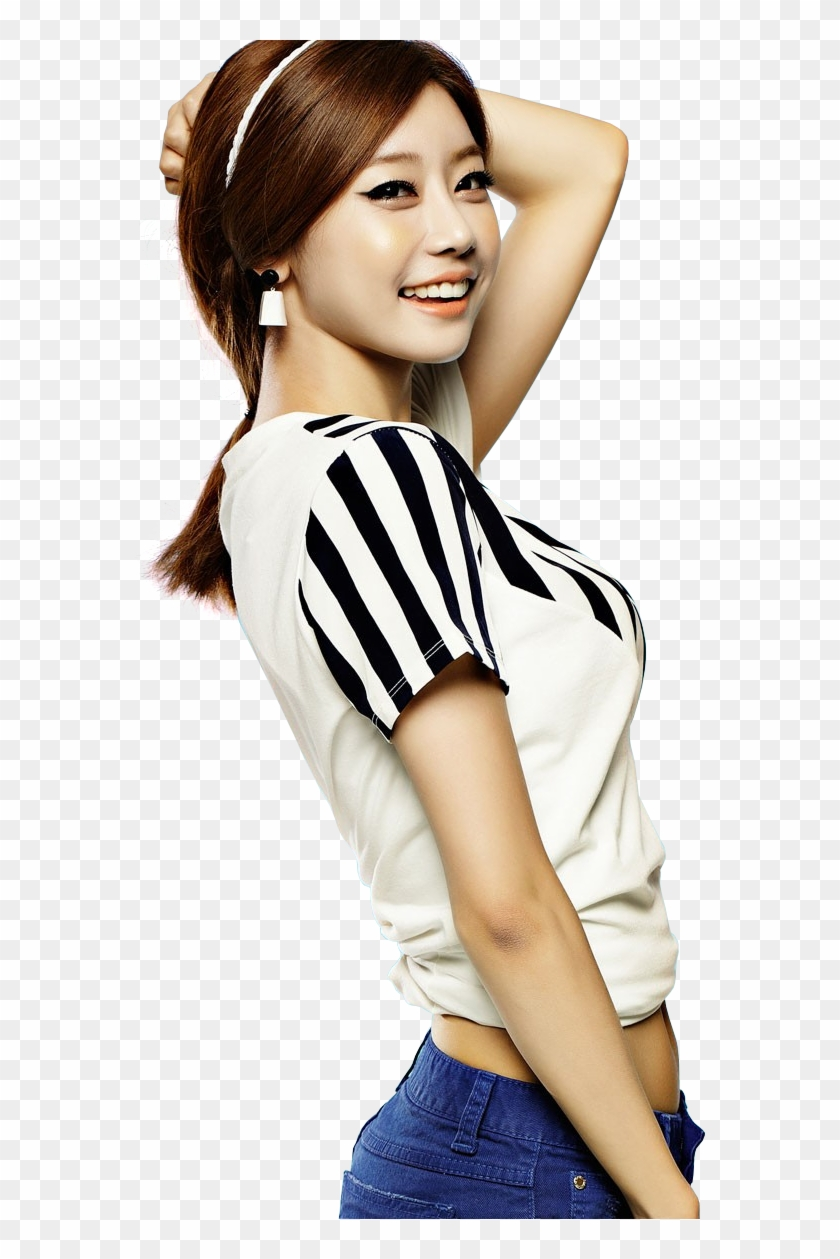 Girl's Day Sojin Girls Day Members, Hyeri, Asian Cute, - Cb Edits Girls Png Full Hd Clipart #4003547