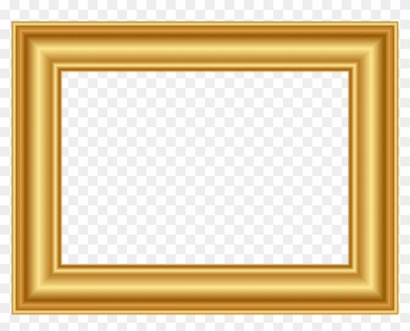 Best Stock Photos Decorative - Frames Clip Art - Png Download #4009873