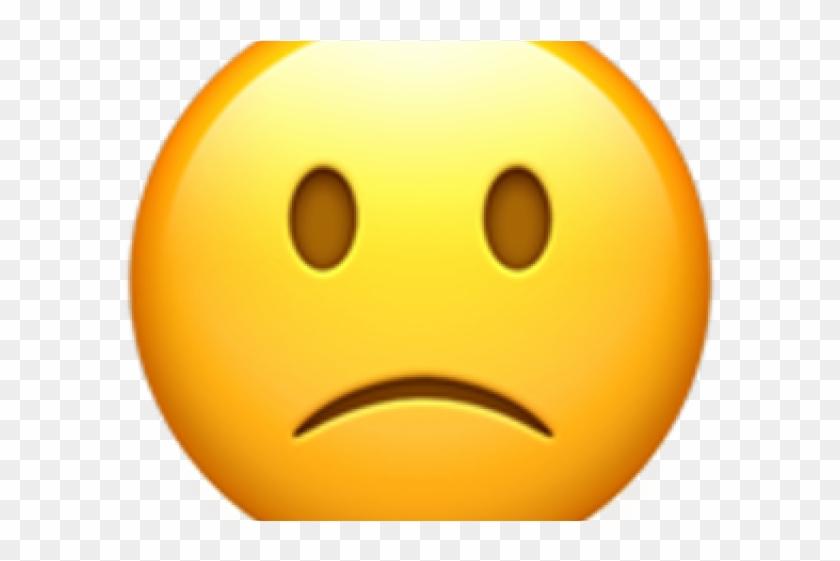 Sad Emoji Clipart Android - Emoji Com Cara De Safado PNG Image |  Transparent PNG Free Download on SeekPNG