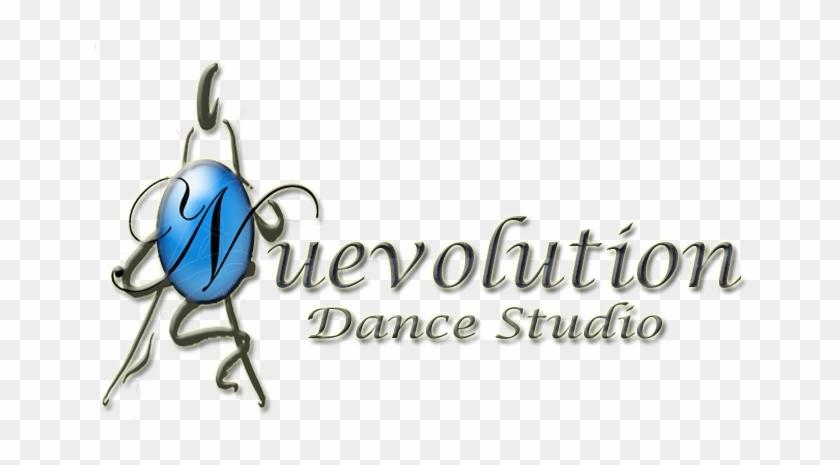 Nuevolution Dance Studio Logo - Graphic Design Clipart #4024469
