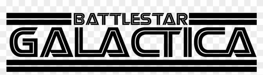 Netflix Binging Battlestar Galactica - Battlestar Galactica Tv Show Logo  Clipart (#4029630) - PikPng