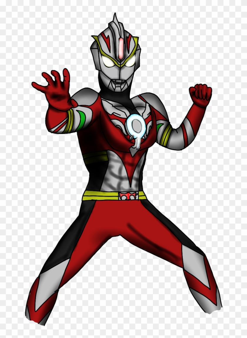 Ultraman Orb By Wallpapperultra Kartun Ultraman