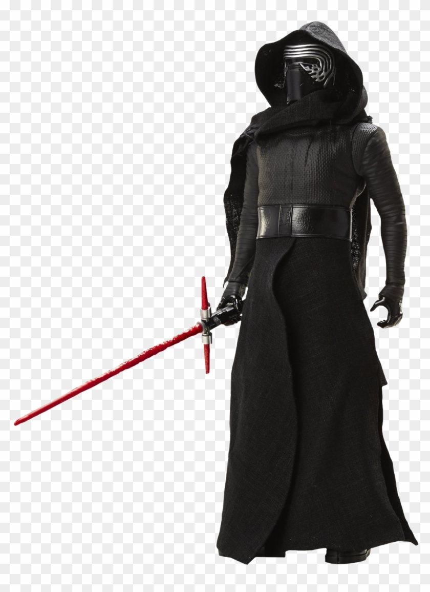"Star Wars 31/"" Kylo Ren Large Action Figure w// Lightsaber The Force Awakens"