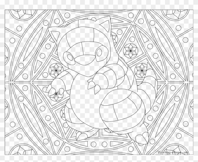 027 Sandshrew Pokemon Coloring Page Pokemon Colouring Pages For
