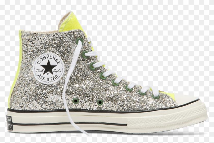 Converse X Jw Anderson Chuck Taylor All Star 70 Glitter - Converse All Star Clipart #4050988