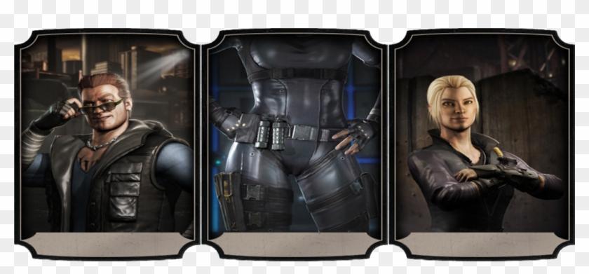 15% Premii Do Współczynnika Regeneracja Energii Dla - Mortal Kombat X Cassie Cage Cards Clipart #4051081