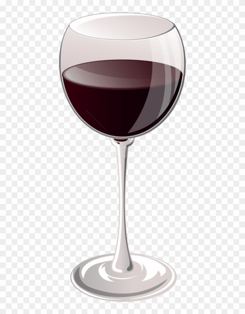 Free Png Glass Of Wine Png Images Transparent - Transparent Background Wine Clipart Png, Png Download #4057451