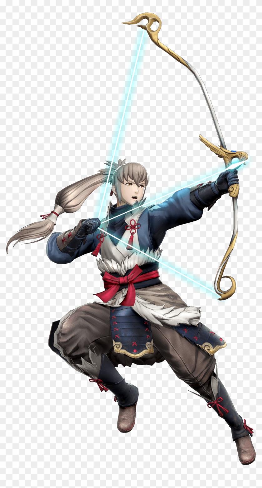 Takumi - Fire Emblem Warriors Takumi Clipart #4072127