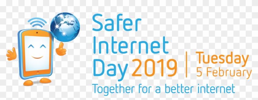 Safer Internet Day - Safer Internet Day 2019 Clipart #4077783
