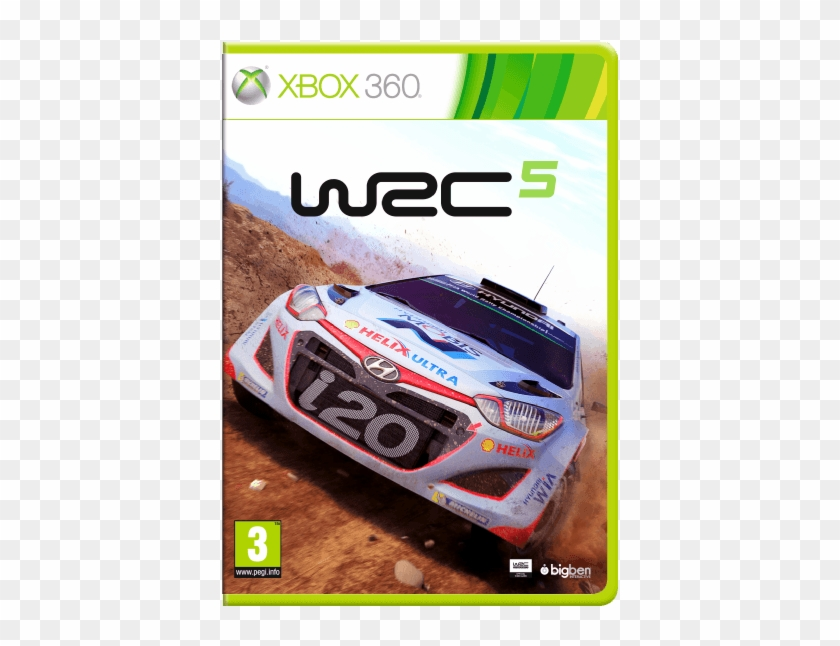 Xbox One Games, Game Icon, Xbox 360, Playstation, First - Wrc 5 World Rally Championship Clipart #4087918
