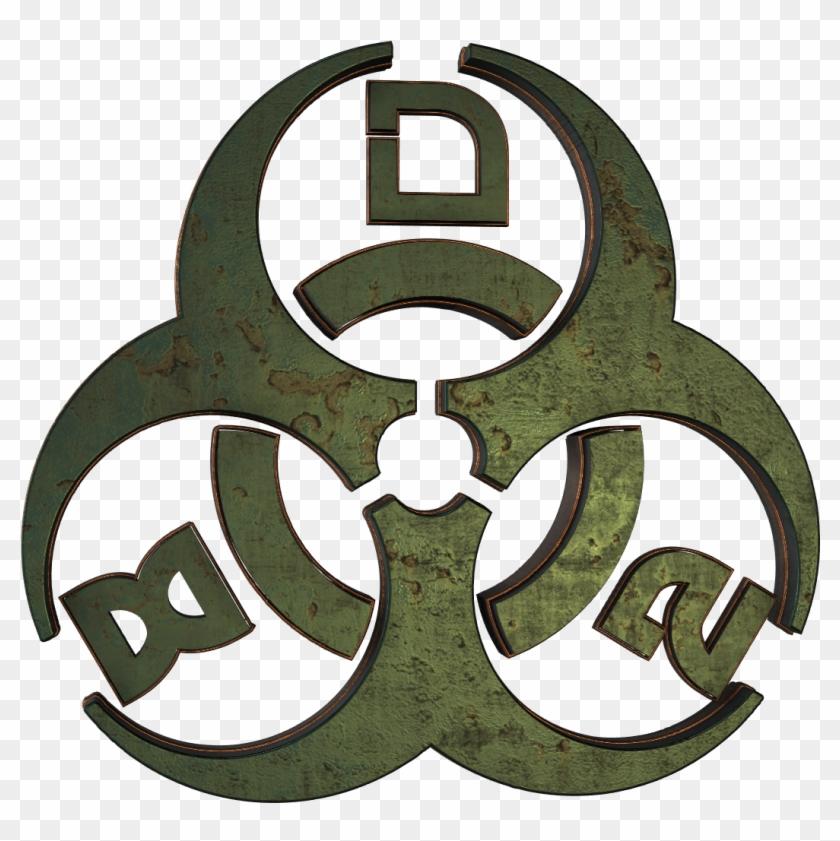 Gallery - Biohazard Symbols Clipart #4104716