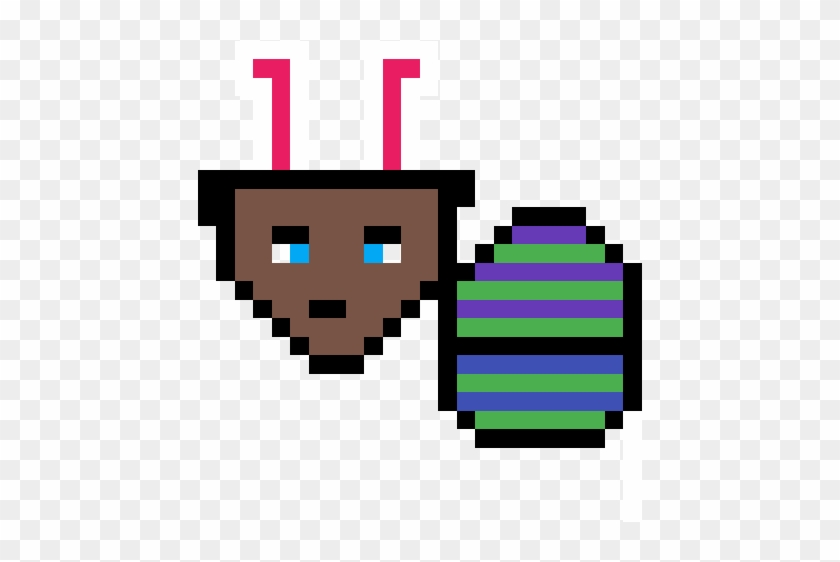 Easter Emoji For My Channel And Discord - Pixel Art Cherry Clipart #4108593