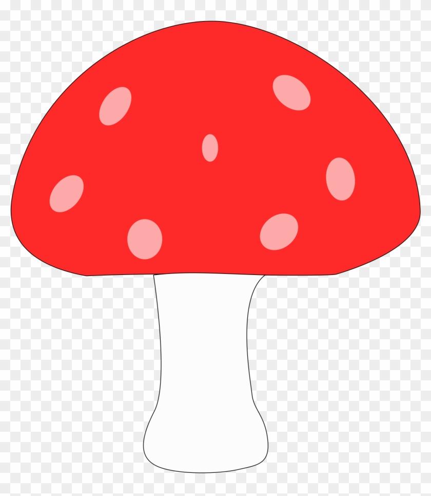 Woodland Clipart Woodland Mushroom - Edible Mushroom - Png Download #4114996