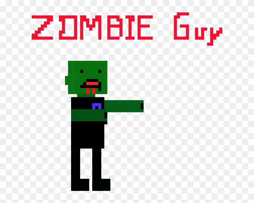 Zombie Guy - Unturned - Fictional Character Clipart #4117064
