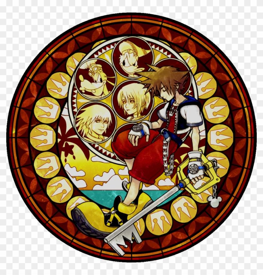 Kingdom Hearts In High Definition - Kingdom Hearts Sora Heart Clipart #4117704