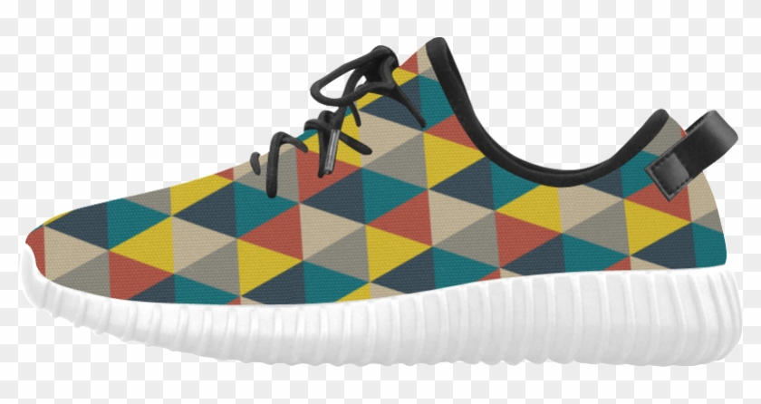 Design And Vector Grus Men's Breathable Woven Running - Basketball Shoe Clipart #4119650