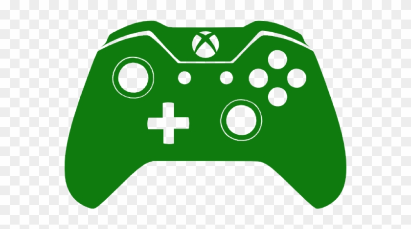Video Game Clipart Transparent Xbox One Controller Cartoon Png Download 4120920 Pikpng