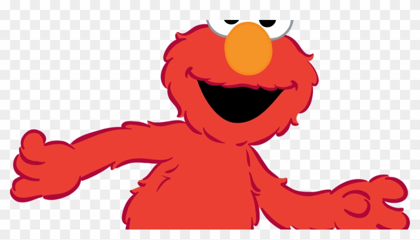 Elmo Sesame Street Cartoon Hd Png Download 4129671 Pikpng