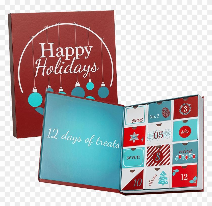 12 Days Of Christmas - Christmas Card Clipart #4131317