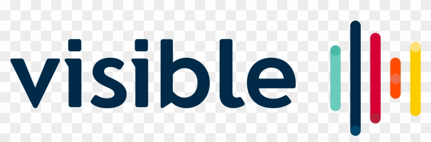 Visible Logo - Graphic Design Clipart #4131646