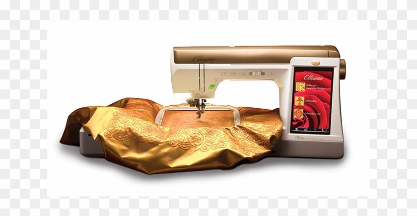 Baby Lock Ellisimo Sewing & Embroidery Machine - Babylock Ellisimo Clipart #4132021