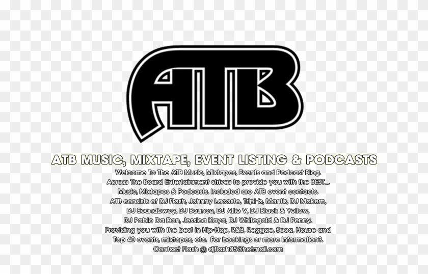 Atb Music, Mixtape, Event Listing & Podcasts - Atb Clipart #4139959