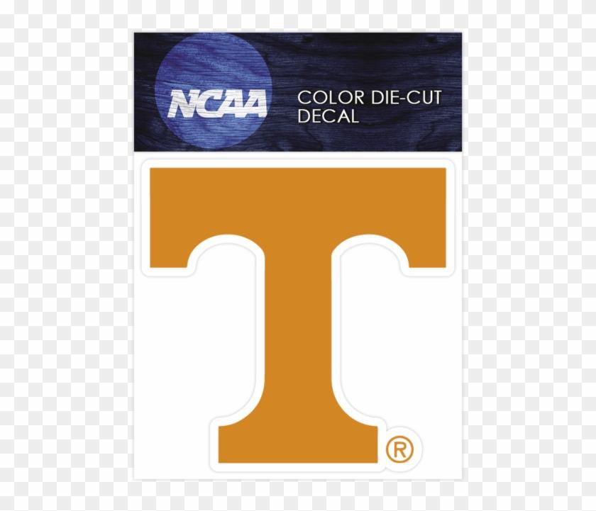 Tennessee Vols Primary 2015-present Logo Ncaa Die Cut - Ncaa Clipart #4145718