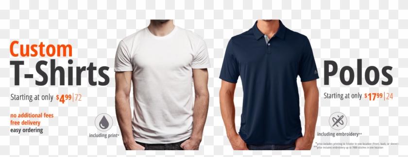 Icon Creativ Custom T Shirts Apparel Promotional Products - Custom T Shirt Promotion Clipart #4153863