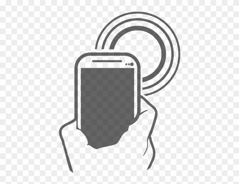 Mcr Security Manual - Near-field Communication Clipart #4154065