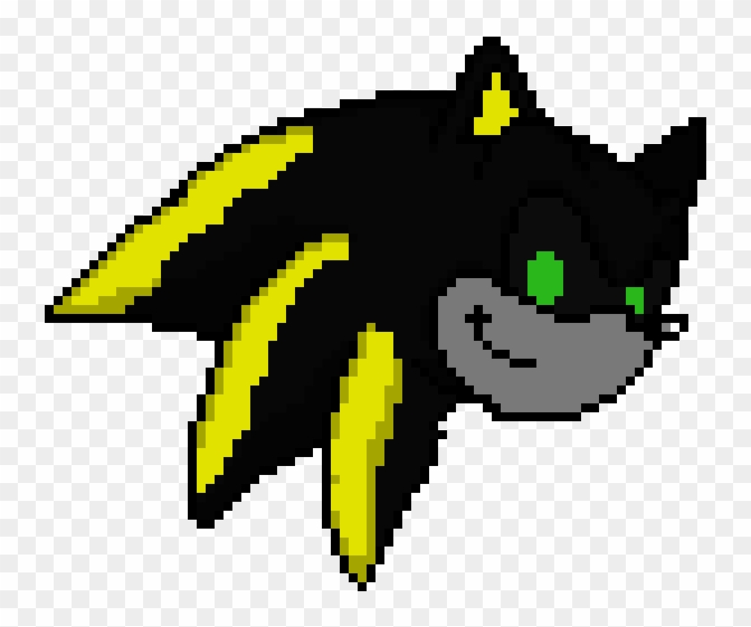 Shard Sonic The Hedgehog 2 Pixel Art Hd Png Download